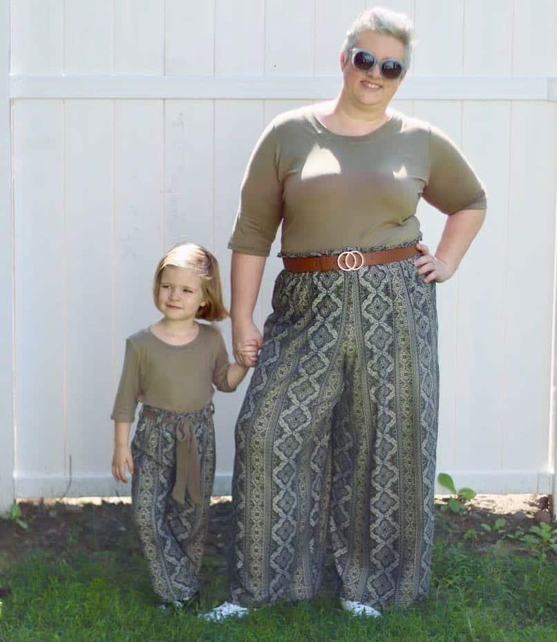 Women's and Kids' Lola Pants