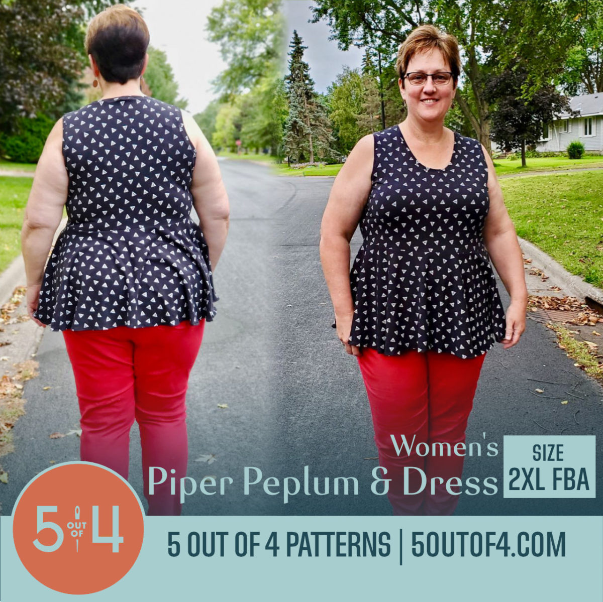 Women's Piper 2xl FBA