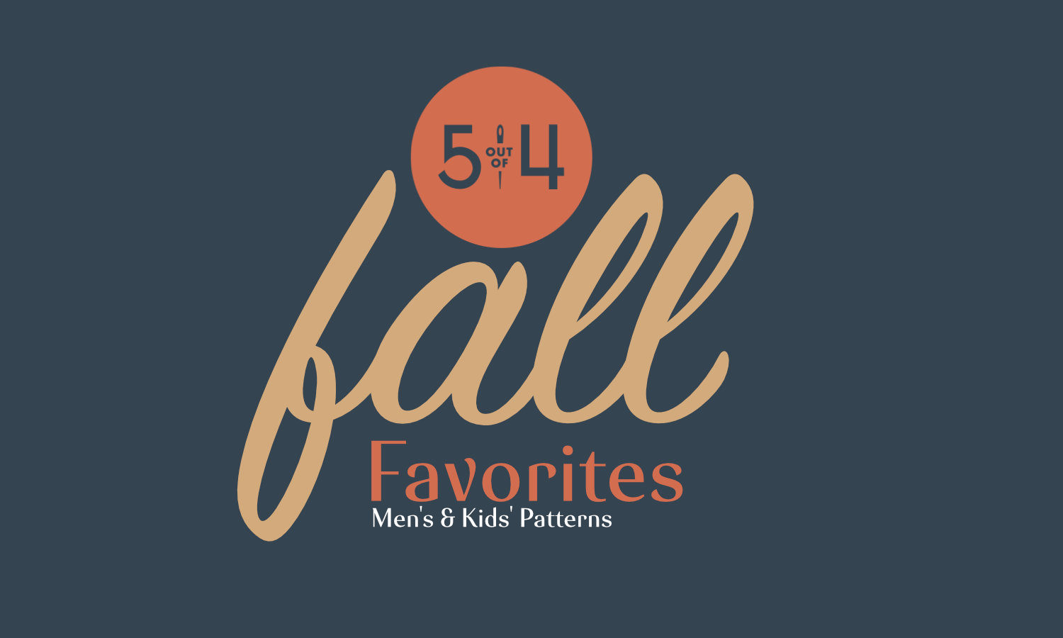5 out of 4 fall favorites mens and kids