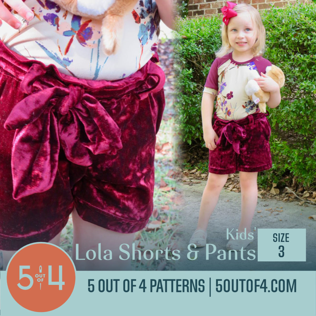 kids lola shorts and pants 3