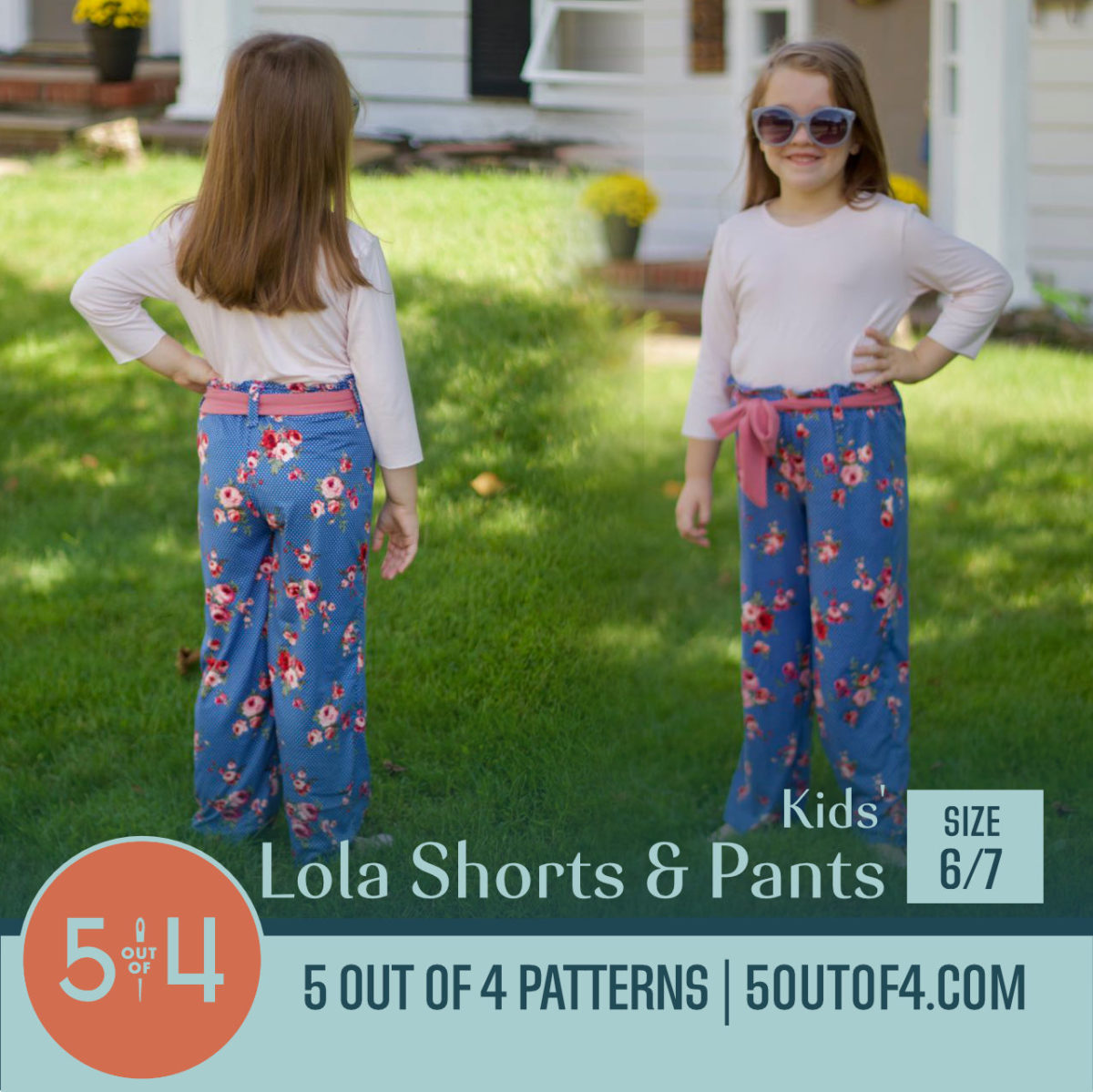 kids lola shorts and pants 6:7