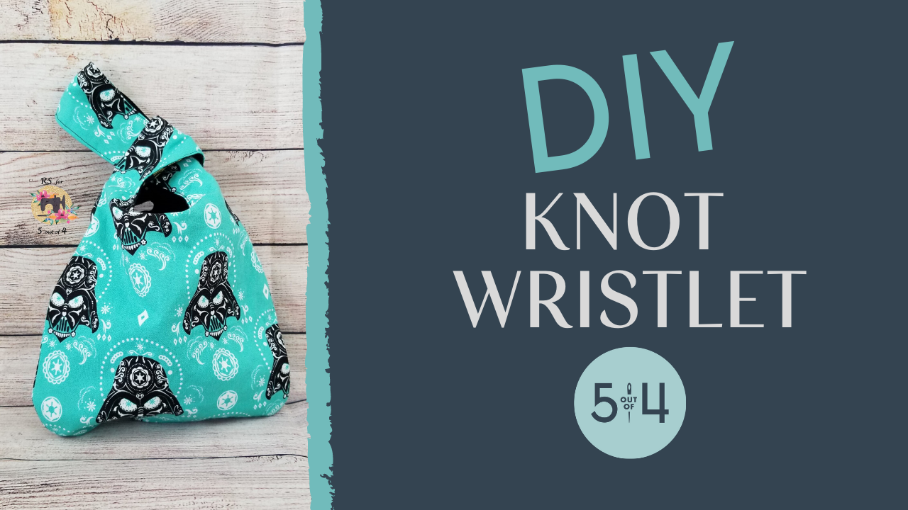 DIY Knot Wristlet Tipsy Tuesday