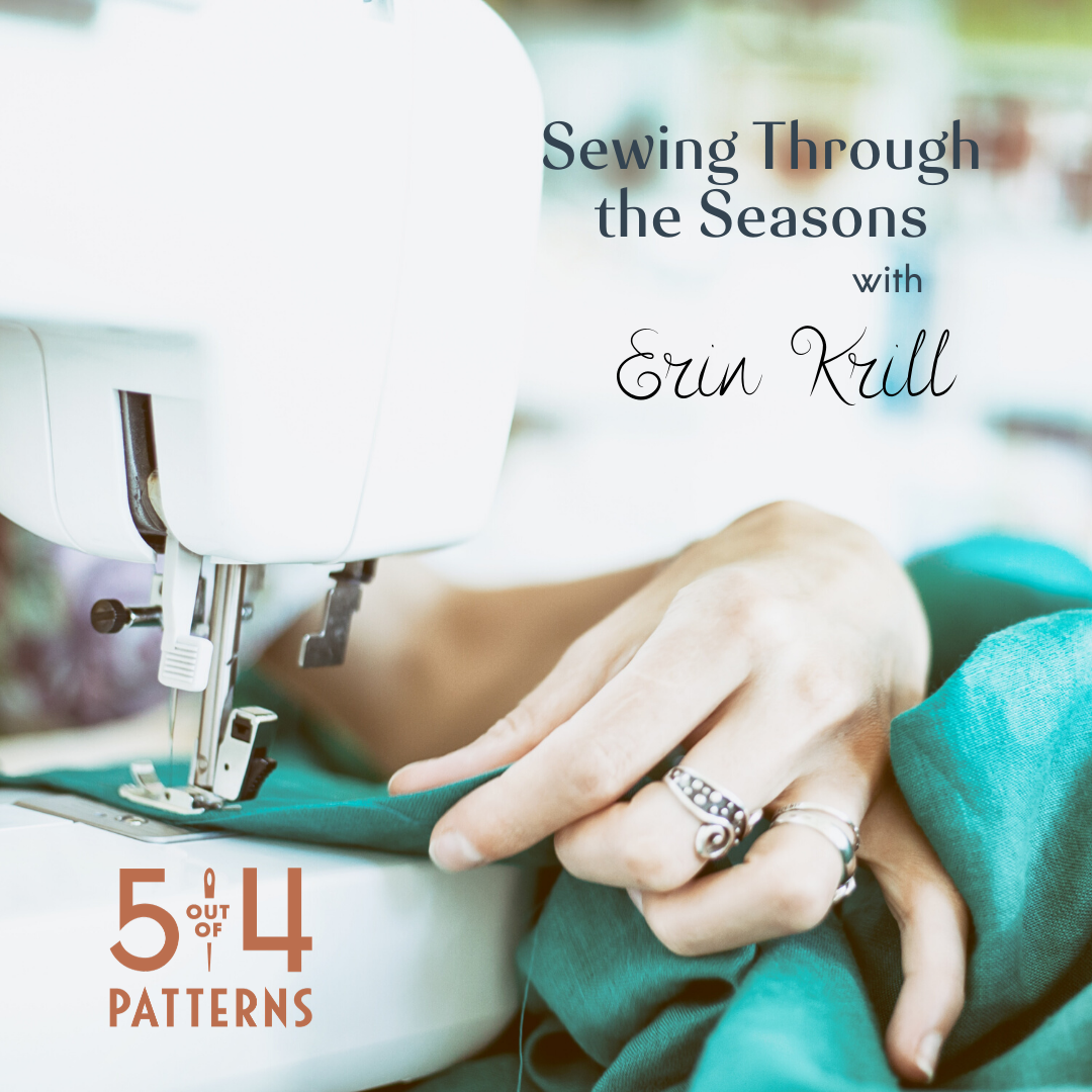 sewing through the seasons