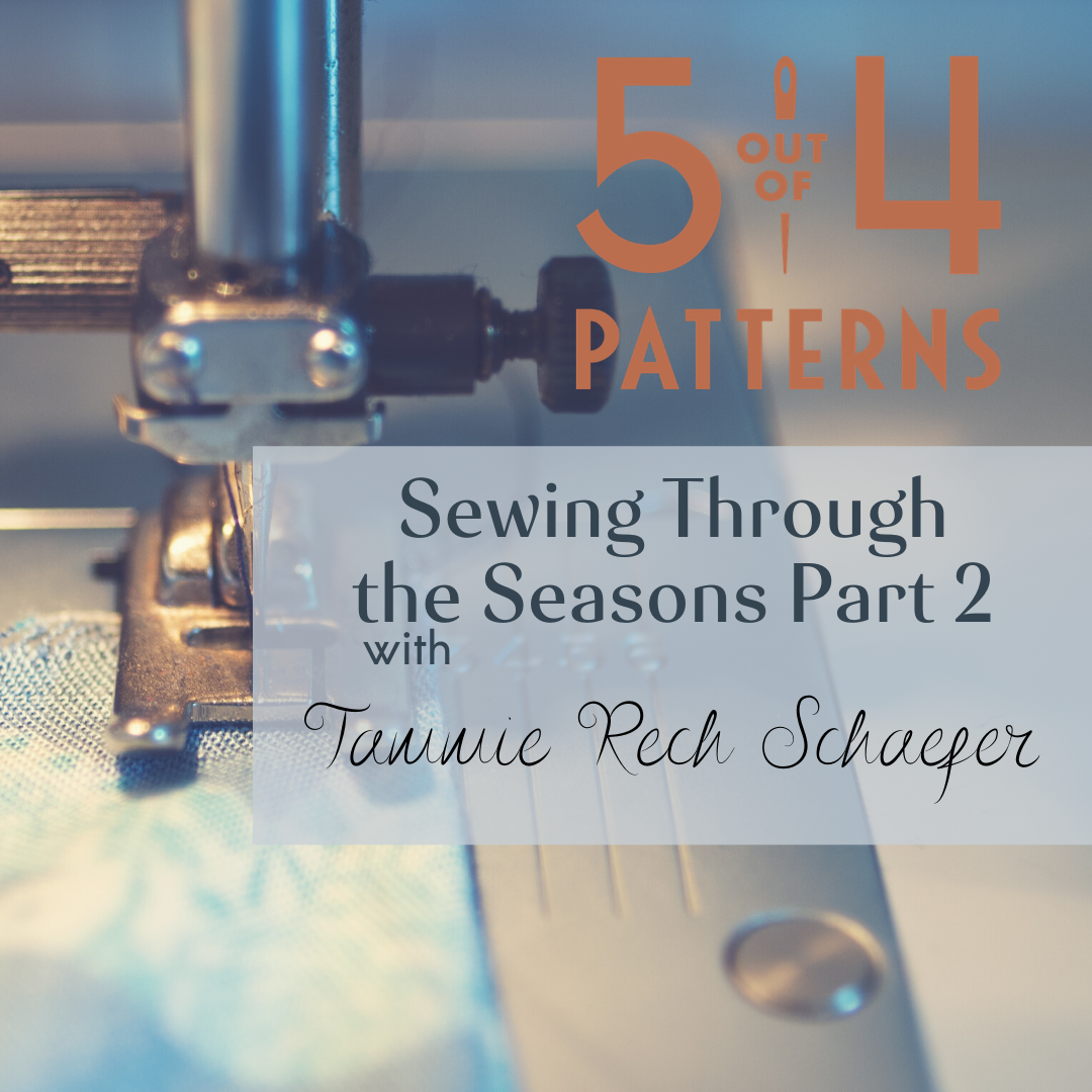 Sewing through the seasons part 2