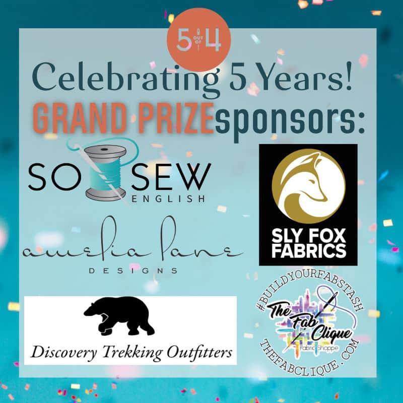 5 year sponsors
