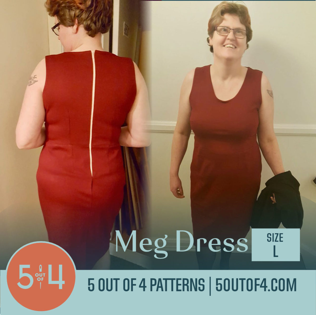 Meg Dress L