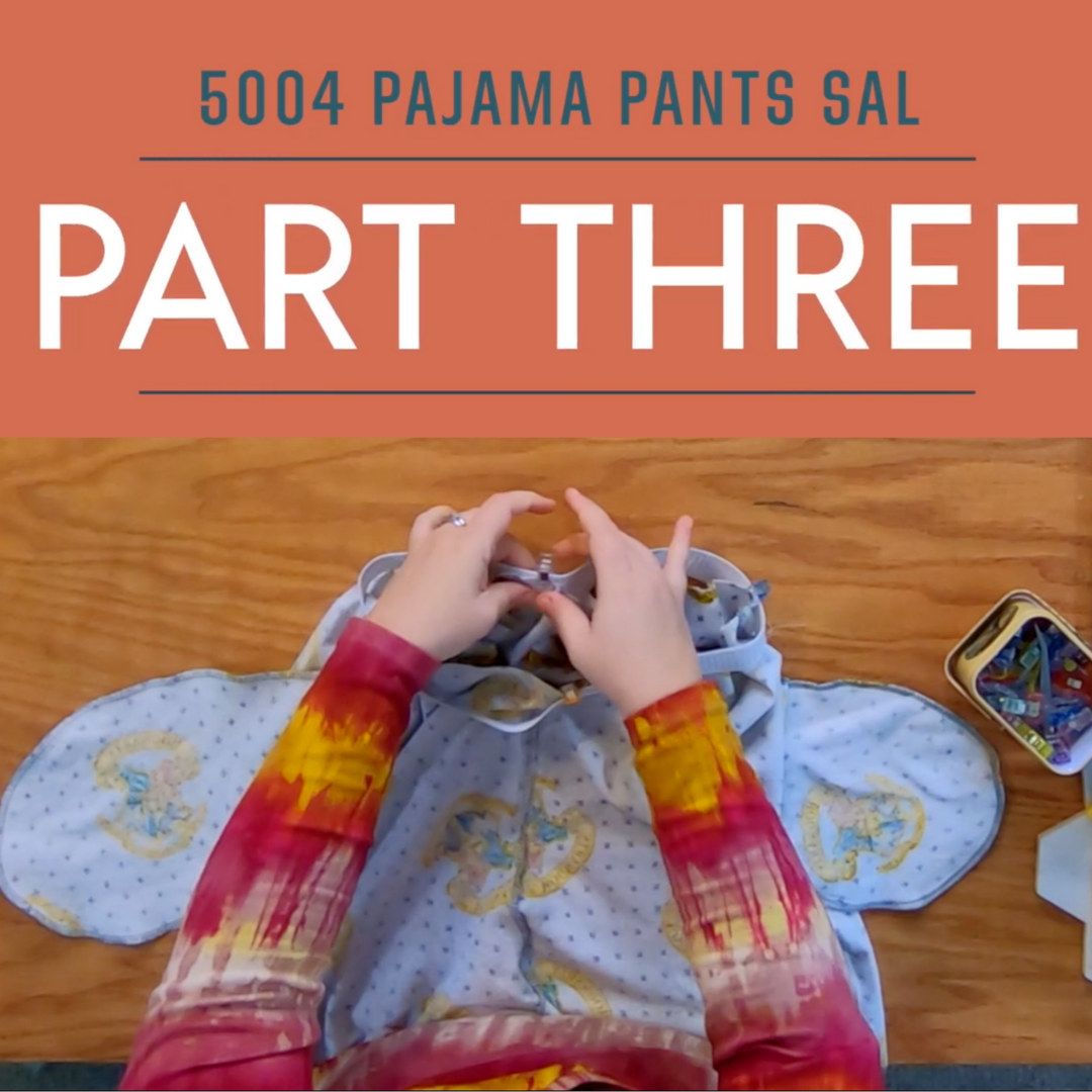 pants sew along