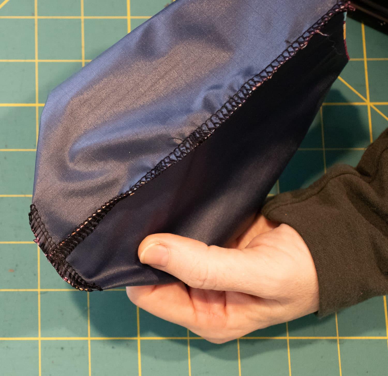 DIY Reusable Snack and Sandwich Bag