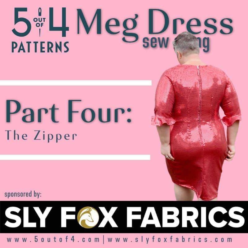 Meg Dress Sew Along
