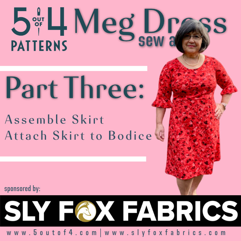 meg dress sew along