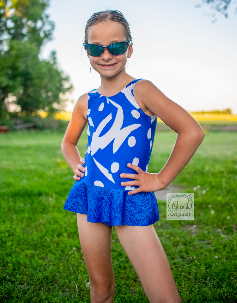 Kids' Classic Swimsuit