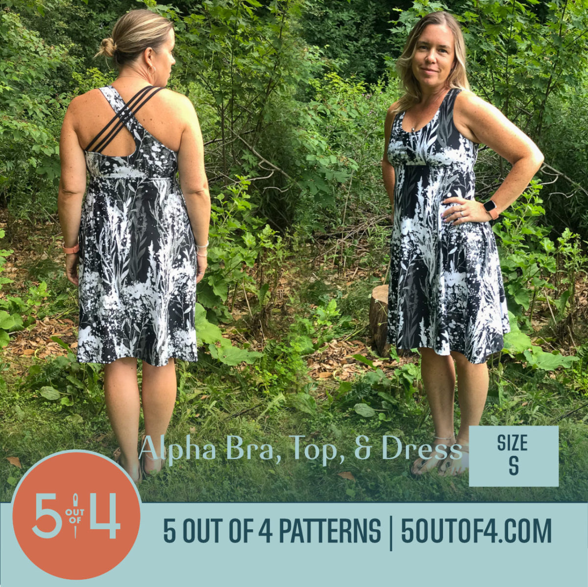 Alpha Bra, Top, and Dress Size small