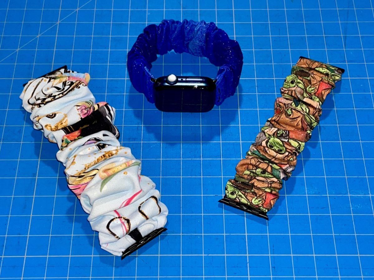 DIY Fabric Watchband
