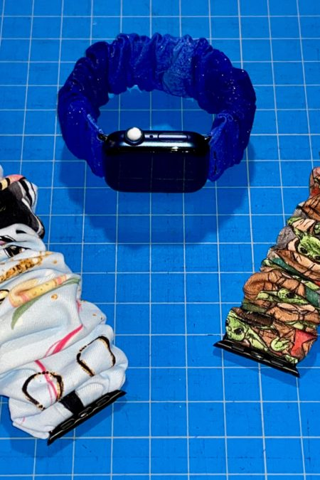 DIY Fabric Watchband