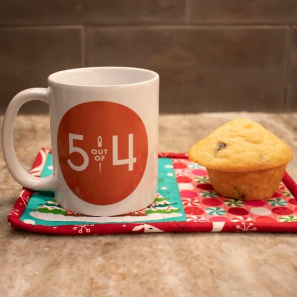 5oo4 Mug Rug