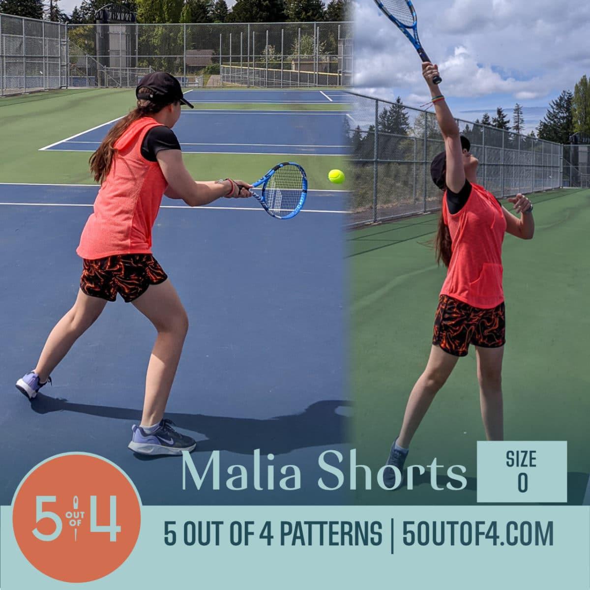 Malia Shorts Size 0