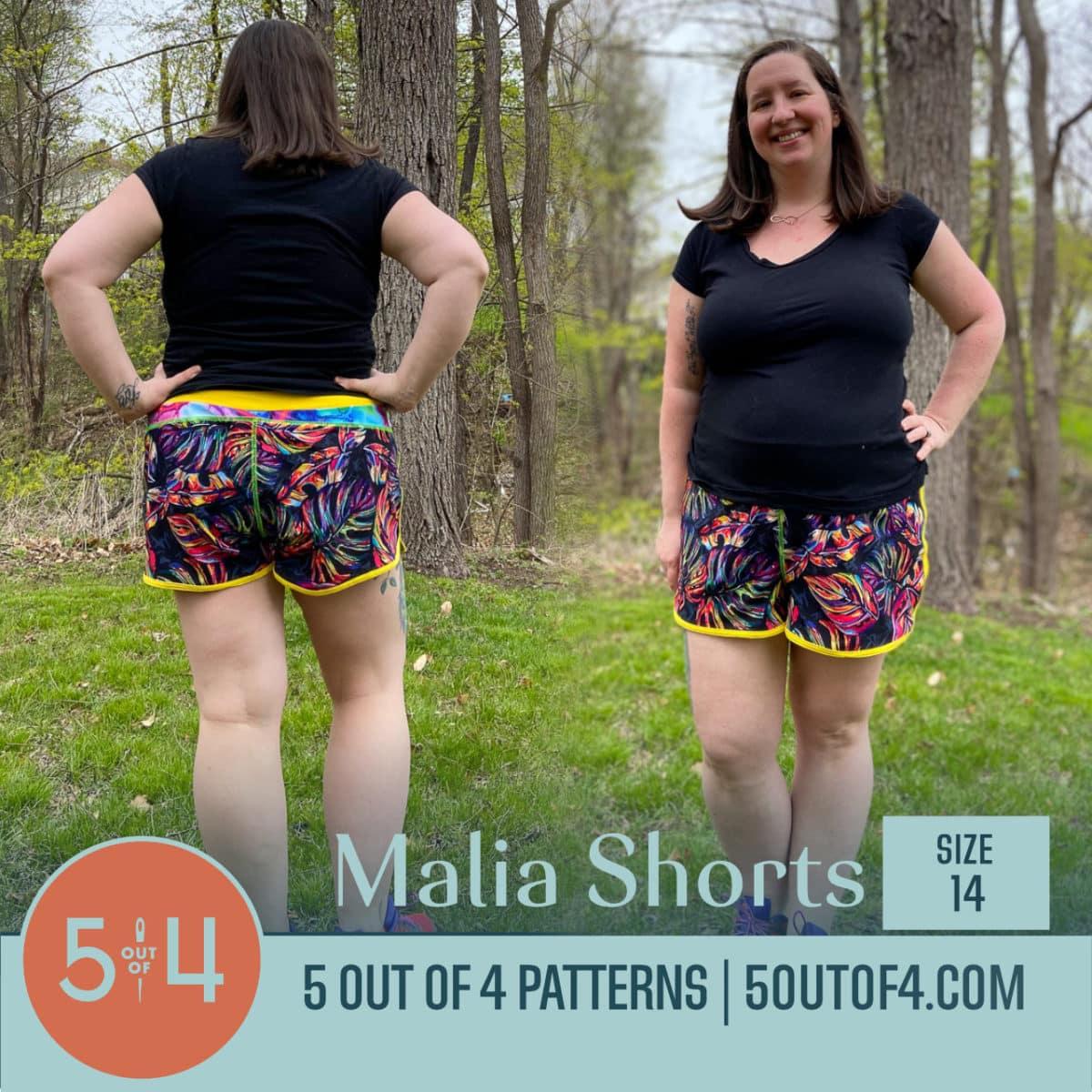 Malia Shorts Size 14