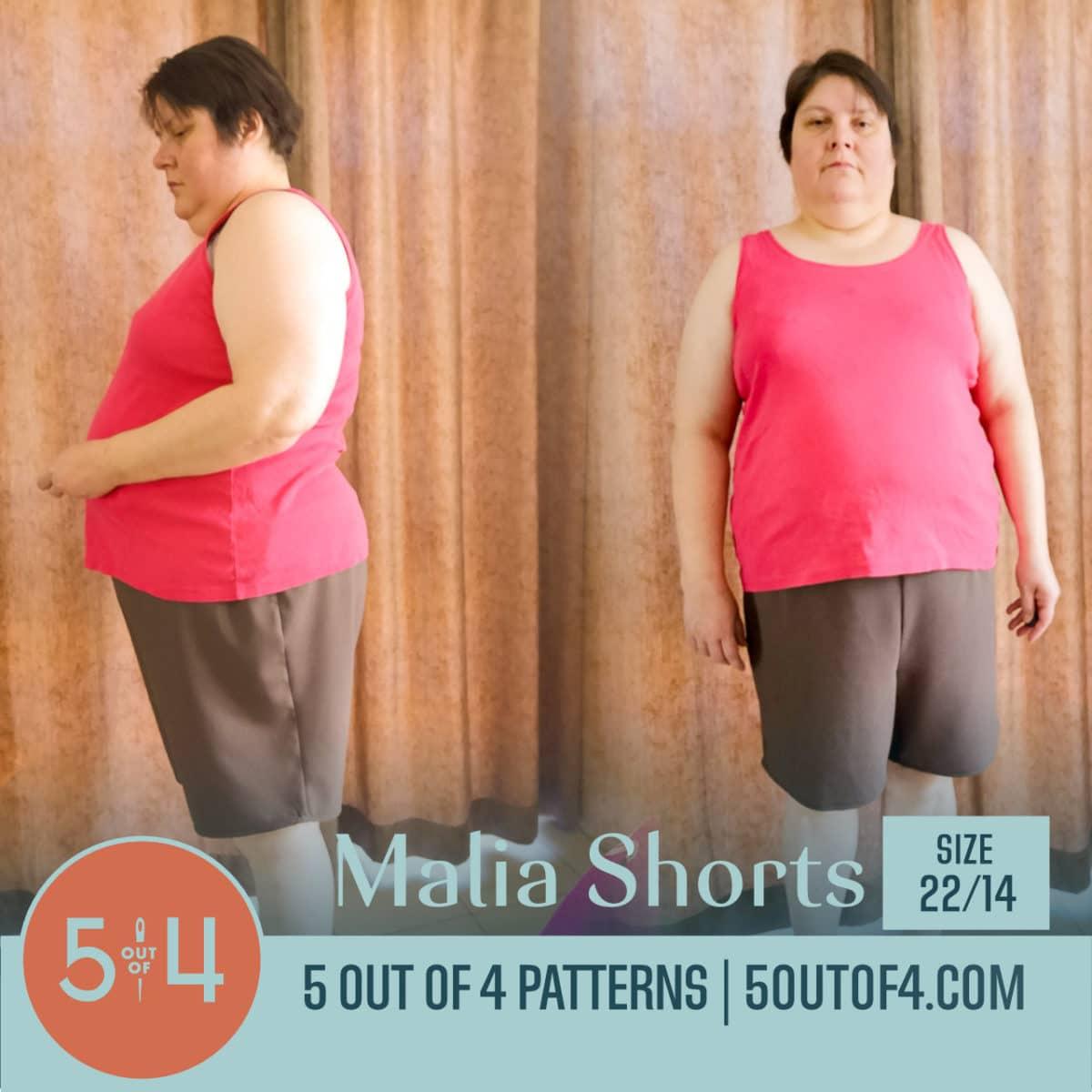 Malia Shorts Size 22:14